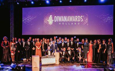 Eerste Editie Diwan Awards Holland een succes